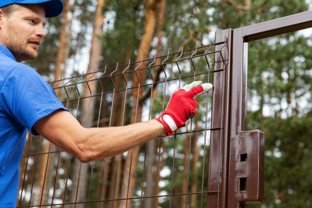 Ogrodzenia, bramy i furtki panelowe – jakie prace konserwacyjne warto wykonać po sezonie zimowym?